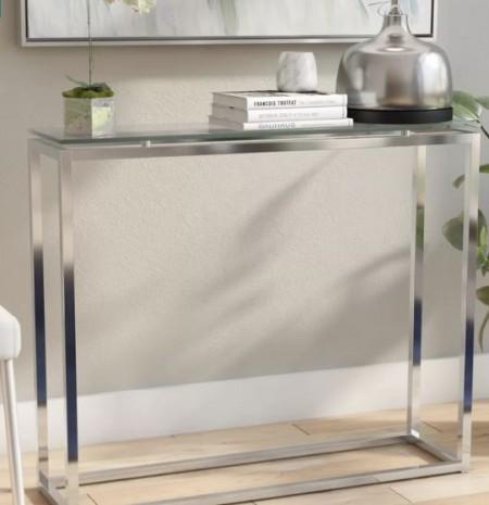 Glass Alma Table