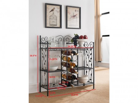 rent now Classic Madeira Console Table