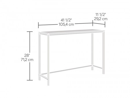 dara console table spec