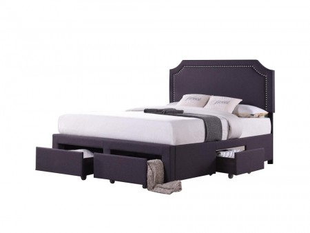 Modern Lite Storage Bed