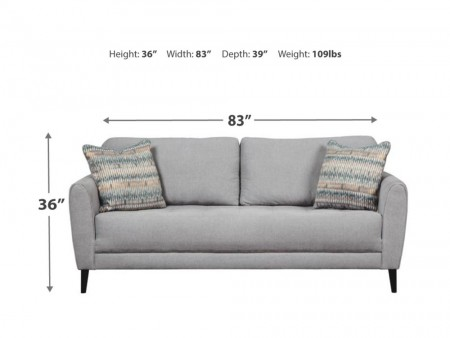 Lakeview sofa for rent