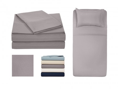 Inhabitr Basic Sheet Set