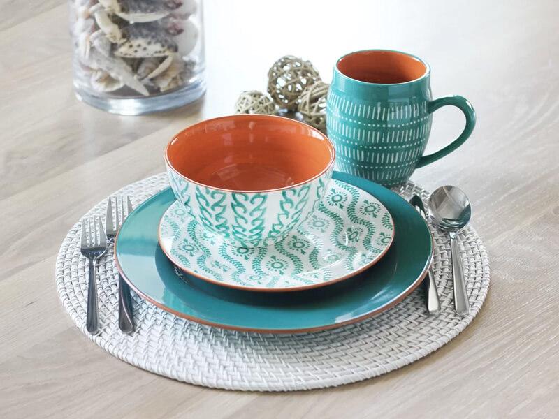 Noritake Dinnerware Set 1 & Dining Set | Noritake Dinnerware Set | Rent Furniture Online | Inhabitr