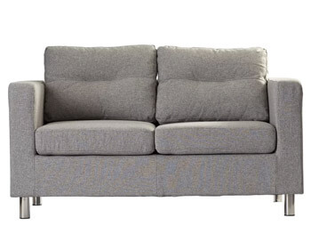 Ash Clarinet Loveseat 1