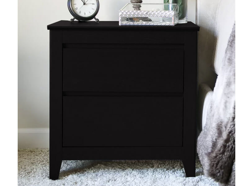 Emanuel 2 Drawer Nightstand 2