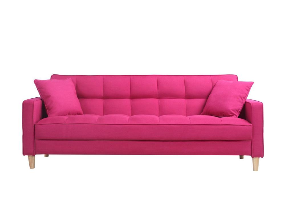 Pink Palmer Sofa