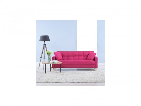 Rent Pink Palmer Sofa