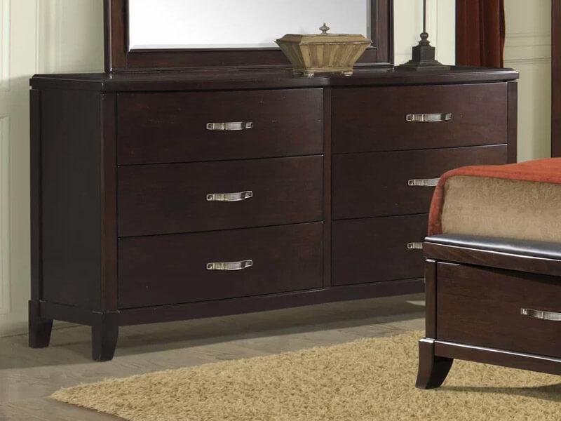 Emanuel 6 Drawer Dresser 2