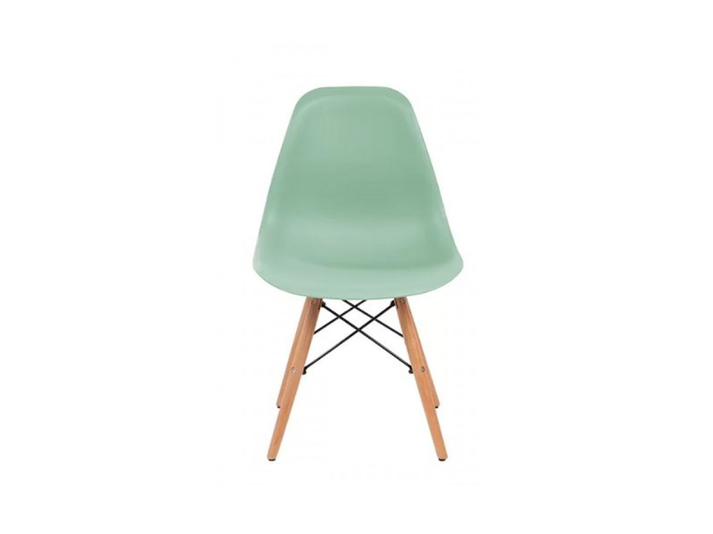 green valerian side chair