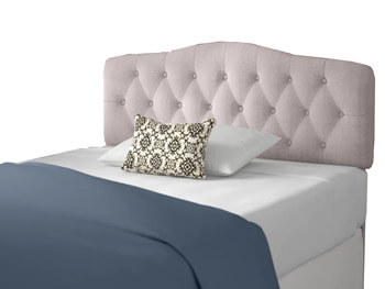 Charlene Upholstered Panel Headboard