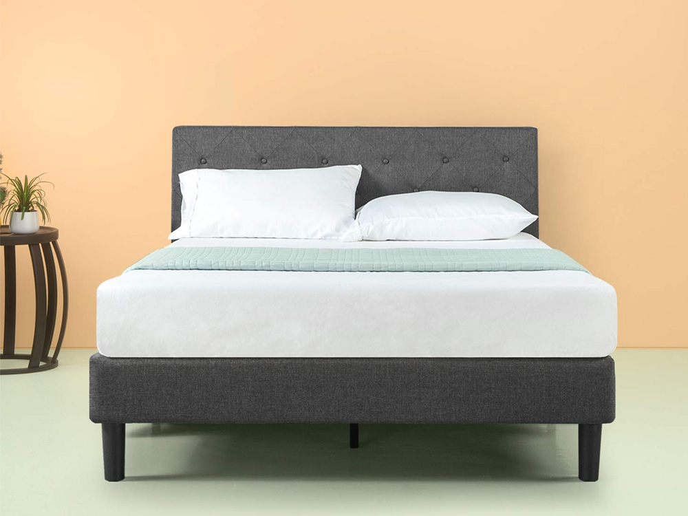 Rent Diamond Lite Upholstered Bed