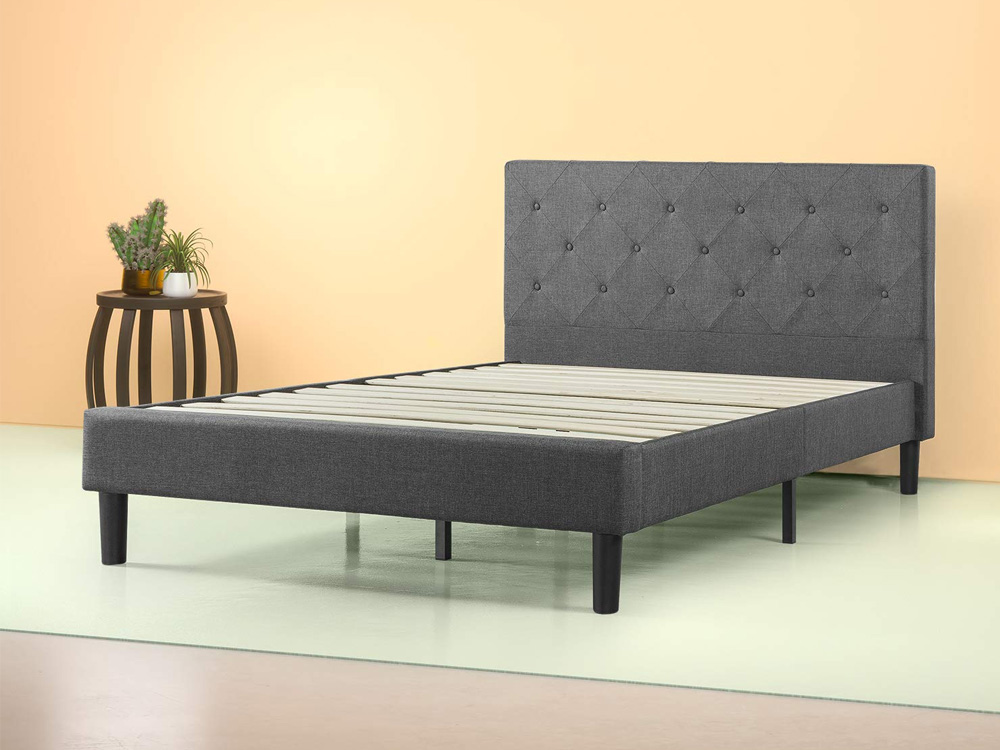 Rent Now Diamond Lite Upholstered Bed