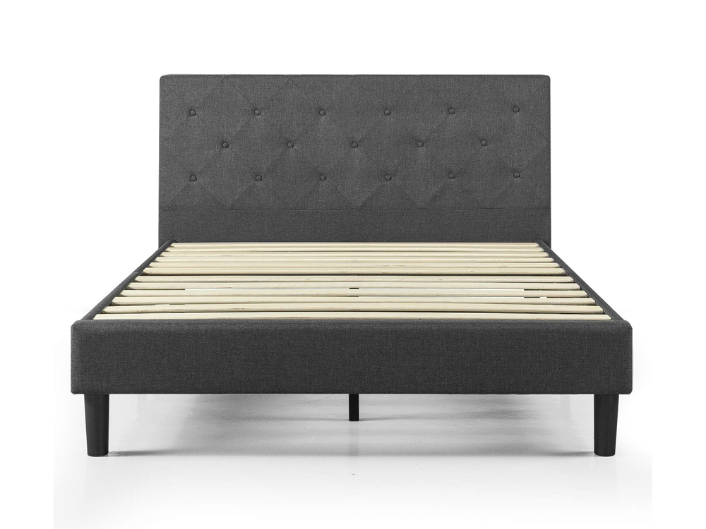 Diamond Lite Upholstered Bed for Rent