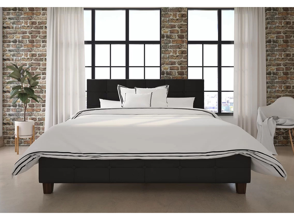 Black Lite Upholstered Rent Online