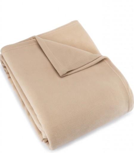 Inhabitr Fleece Blanket