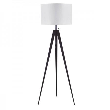 Black Tripod Lamp