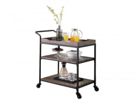 Wheeler Bar Cart