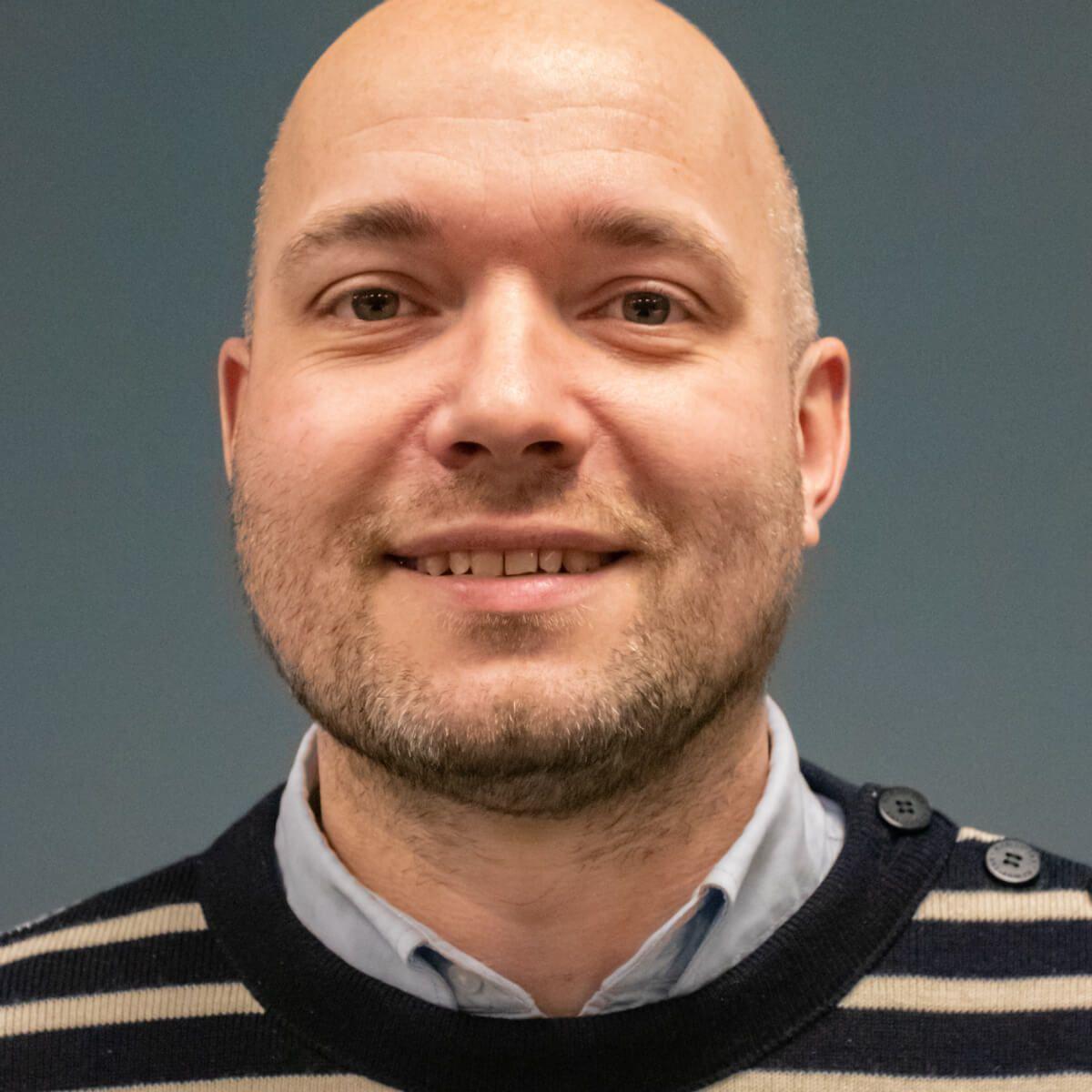 Fredrik Brostrøm-Hansen