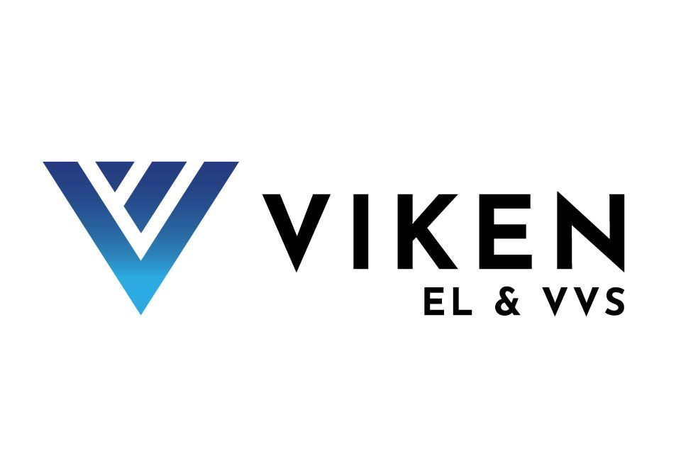 Logo for Viken EL & VVS