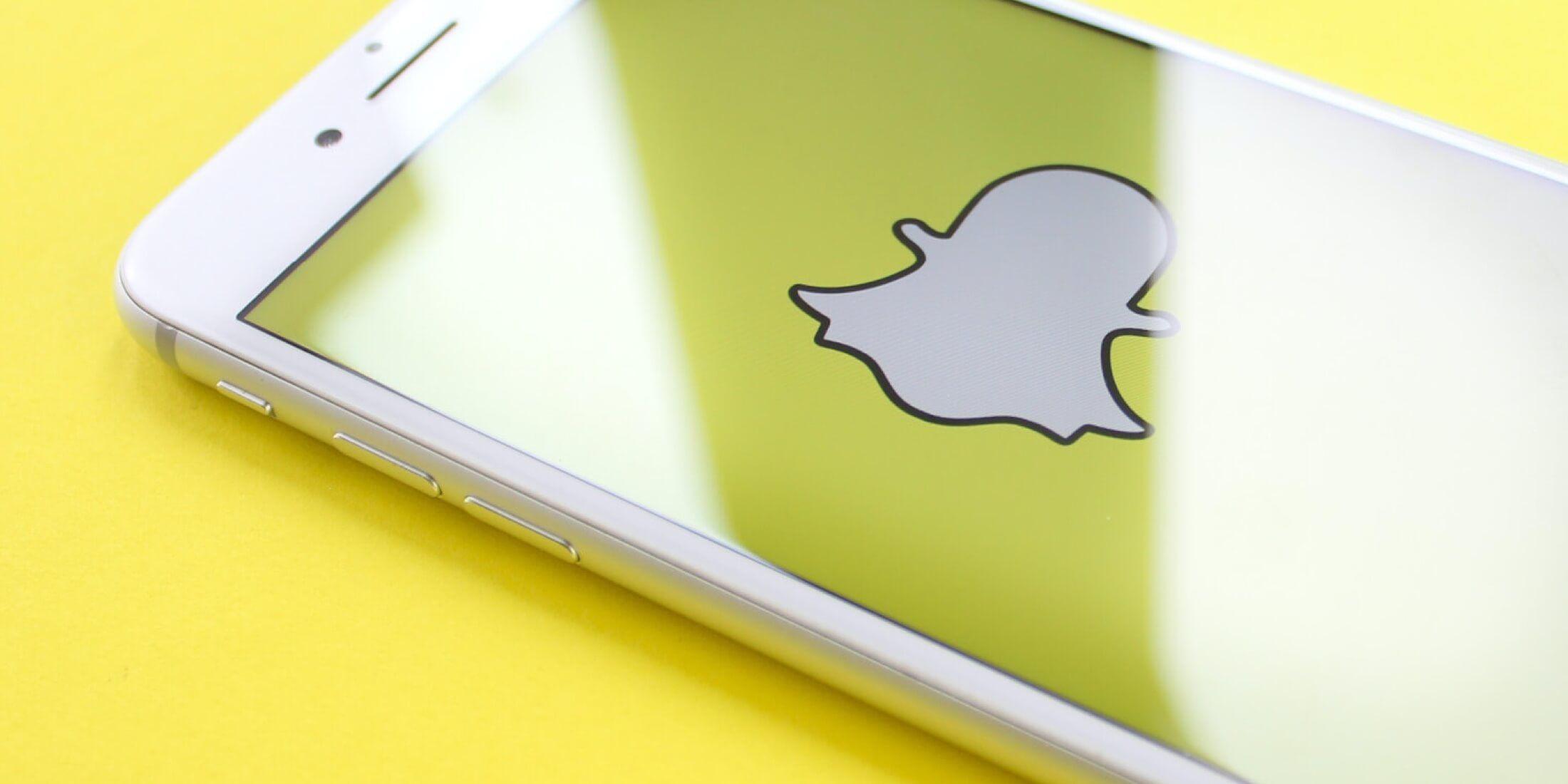 Snapchat en god nummer to!