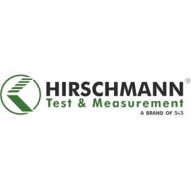 Hirschmann banándugó átalakító 2mm dugó/4 mm alj, fekete, MZS 2 2. kép