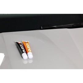 Polírozópaszta, karceltávolító paszta, készlet autókhoz QUIXX 7. kép