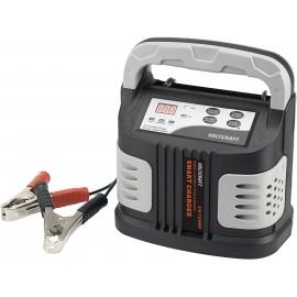 Autó akkumulátor töltő, gyorstöltő funkcióval 12V 12A, Voltcraft WCV12000 2. kép