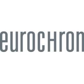 Rádiójel vezérelt falióra, 50 cm, Eurochron EFWU 9000 2. kép