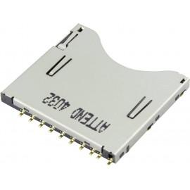 SD Kártyafoglalat Attend 104D-TCA0-R06 1 db