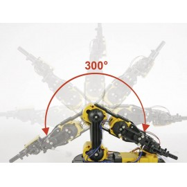Robotkar építőkészlet, Velleman KSR10 3. kép