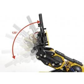 Robotkar építőkészlet, Velleman KSR10 4. kép