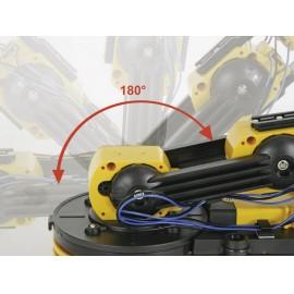 Robotkar építőkészlet, Velleman KSR10 8. kép