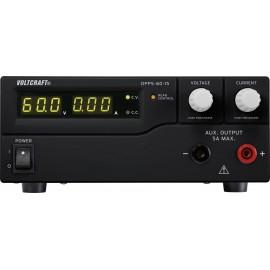 Labortápegység, szabályozható VOLTCRAFT DPPS-60-15 1 - 60 V/DC 0 - 15 A 900 W USB Programozható Kime