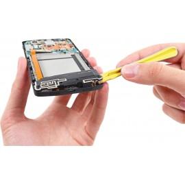 GSM mobiltelefon szétszedő, szerelő szerszámkészlet 17 részes multimédiás BIT készlet Basetech 14976 5. kép