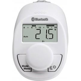 Vezeték nélküli radiátor termosztát, bluetooth és smart funkcióval Android és iOS alkalmazásokhoz eq 2. kép