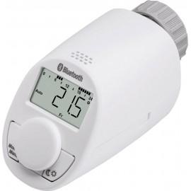 Vezeték nélküli radiátor termosztát, bluetooth és smart funkcióval Android és iOS alkalmazásokhoz eq 3. kép