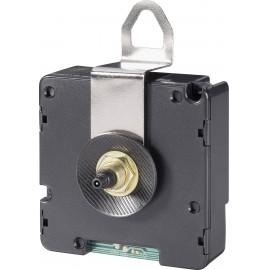 Rádiójel vezérelt óramű, óraszerkezet, 17 mm tengely hossz Basetech BTFU170