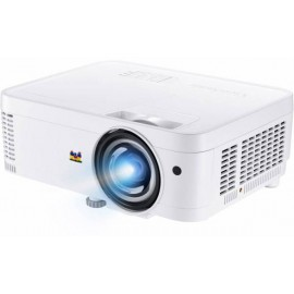 Viewsonic Kivetítő PS501W DLP Fényerő: 3500 lm 1280 x 800 WXGA 22000 : 1 Fehér