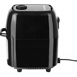 GourmetMaxx 02095 Forrólevegős fritőz Grillpálcával, Hőmérséklet előválasztás, Időzítő funkció Nemes 4. kép