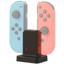Kontroller töltőállomás Nintendo Switch Konix KX Dual Switch Joycon Charger