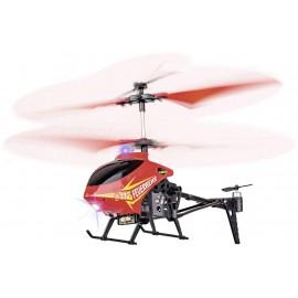 Carson RC Sport Easy Tyrann 180 Feuerwehr RC dupla rotoros helikopter RtR