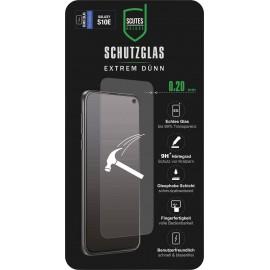 Scutes Deluxe Schutzglas 0,20 Kijelzővédő üveg Alkalmas: Galaxy S10 E 1 db