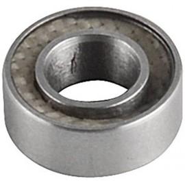 Barázdás golyóscsapágy két oldalú borítással, 8 x 22 x 7 mm, max. 39000 rpm, Reely