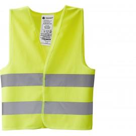 TOOLCRAFT TO-5150550 Gyermek biztonsági mellény neon sárga EN ISO 20471 EN ISO 20471: 2013