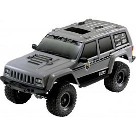 Reely Free Men 1:10 RC modellautó Elektro Crawler 4WD építőkészlet