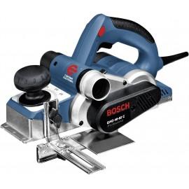 Elektromos gyalu Hordtáskával Gyaluszélesség: 82 mm 850 W Bosch Professional GHO 40-82 C Hajtási mél