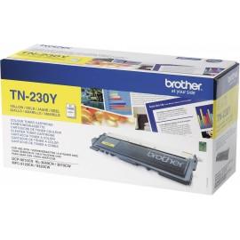 Brother Toner TN-230Y TN230Y Eredeti Sárga 1400 oldal
