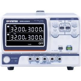 GW Instek GPE-4323 Labortápegység, szabályozható 0 - 32 V 0 - 3 A 212 W Kimenetek száma 4 x
