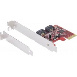 Renkforce 0+2 port SATA III kontroller kártya PCIe