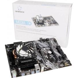 Renkforce Számítógép tuning készlet Intel Core i5 i5-9600K (6 x 3.7 GHz) 8 GB Intel UHD Graphics 630